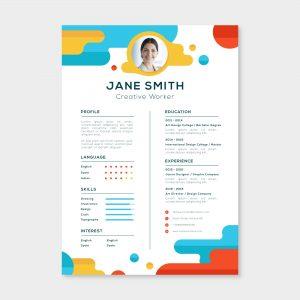 How should I craft my CV